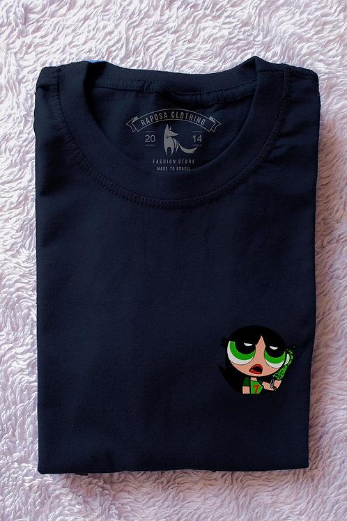Tshirt Preta Docinho