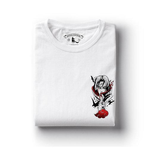 Tshirt Branca Itachi   