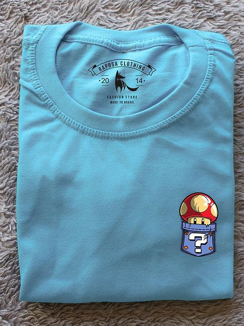 T'shirt Cogumelo