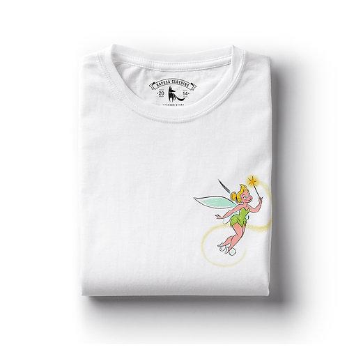 Tshirt Branca Sininho