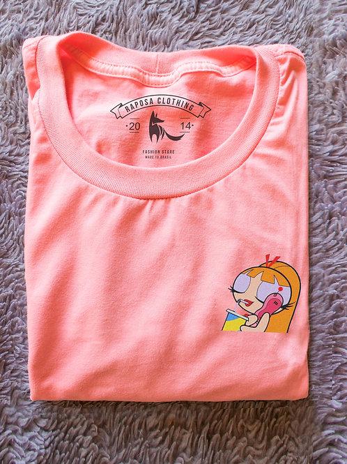 T'shirt Florzinha