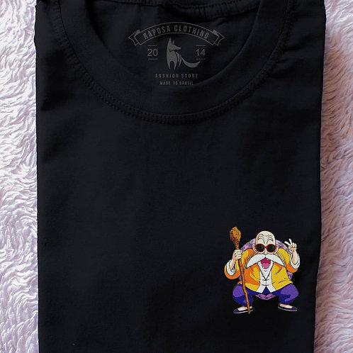 Tshirt Black Mestre Kame