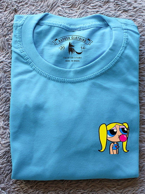 Tshirt Geek Blue Lindinha Kids