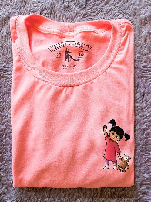 Tshirt Rosa Boo
