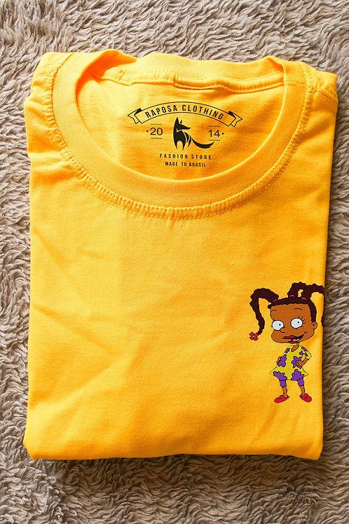 Tshirt Yellow Susie Rugrats