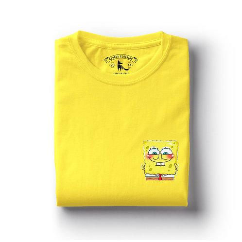 Tshirt Amarela Bob Sweet