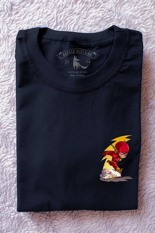 Tshirt Black Flash