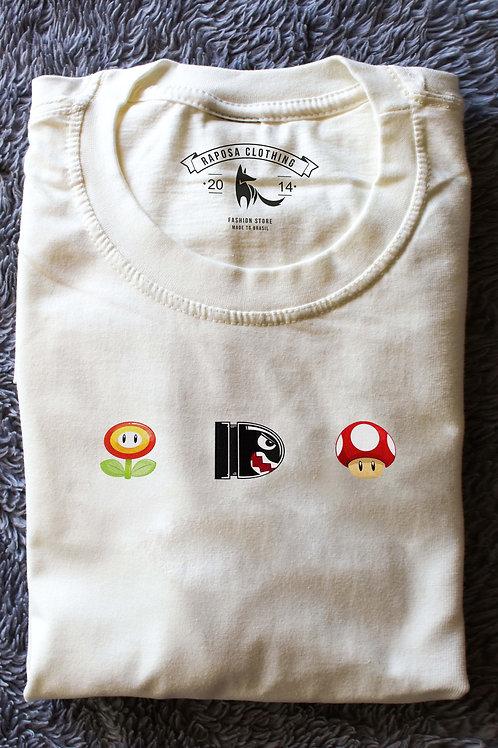 Tshirt Geek Mario Icons  Kids