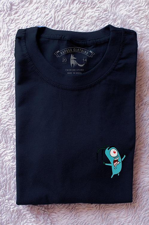 Tshirt Black Plankton