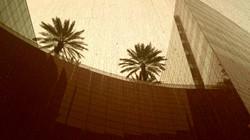 Winter in LA