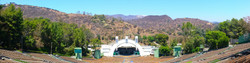 Panaoramic of The Hollywood Bowl