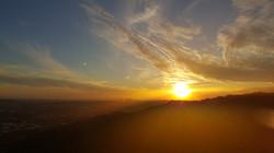 Sunset on 1.1