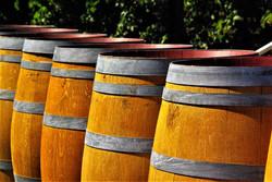 Napa Barrels
