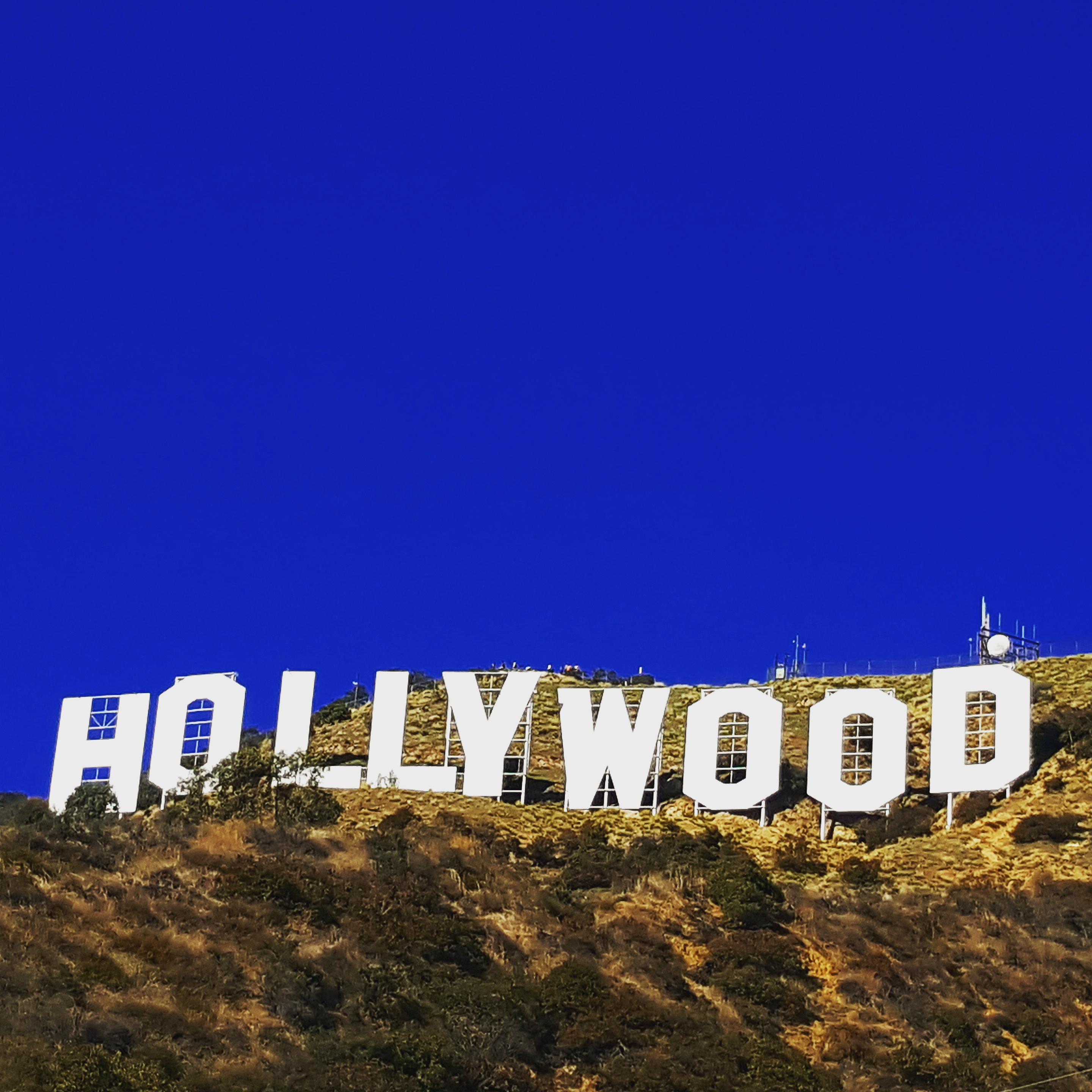 HIstoric Hollywood Sign