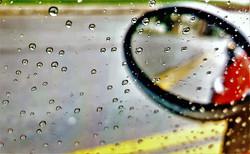 MINI Mirror Rain