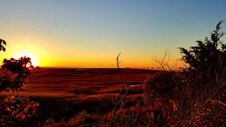 Sunset on 1st Day of Autumn.