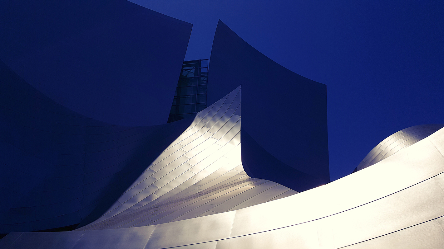 Disney Hall. DTLA