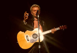 Billy Idol Singing Sweet Sixteen