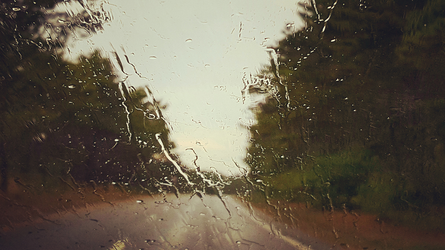 Roadtrip In The Rain