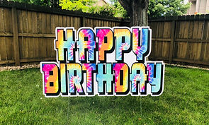 Happy Birthday Tie Dye Mini Billboard.jp