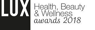 2018 Health, Beauty  Wellness Awards Log
