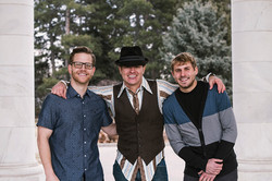 Dancin' Shoes DJ and Lighting - staff bio pic - Michael Vance Kevin - Colorado Wedding DJs - Cheesma