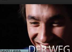 """David Lama """"Der Weg"""""""