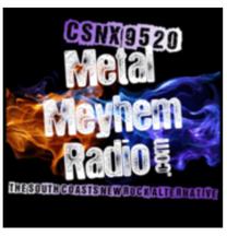 CSNX Metal Meyhem Radio