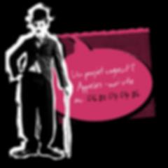 Contact Téléphone Dromedia Charlie Chaplin
