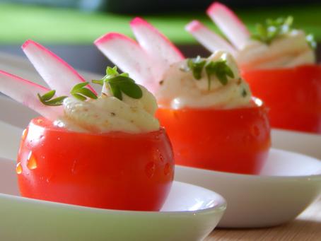 Tomatenpralinen
