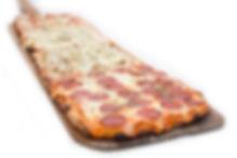 Pizza de un metro