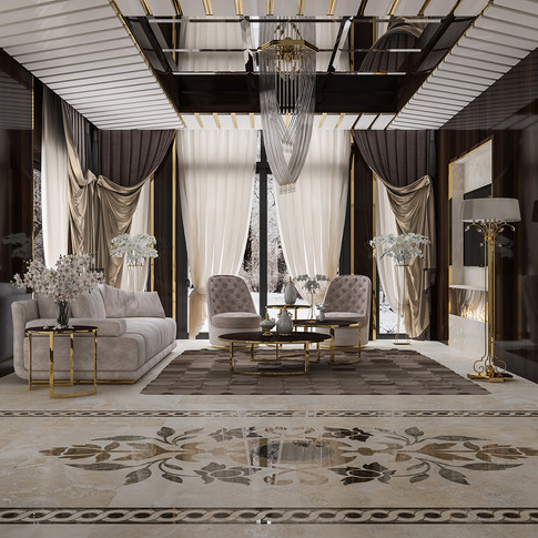 İstanbul Living Room