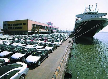 Tarifa arancelaria para las importaciones de vehículos por ensamblar.