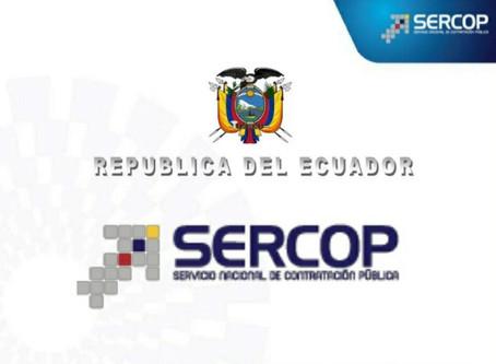 Reformas a resoluciones emitidas por el SERCOP