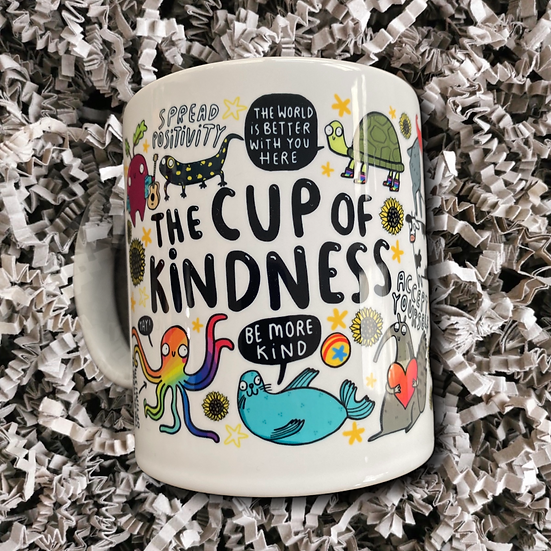 Katie Abey Cup of Kindness