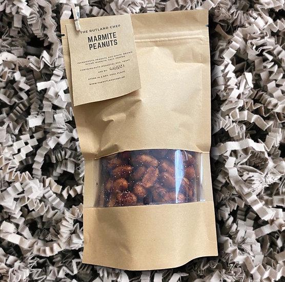 The Rutland Chef - Marmite Peanuts