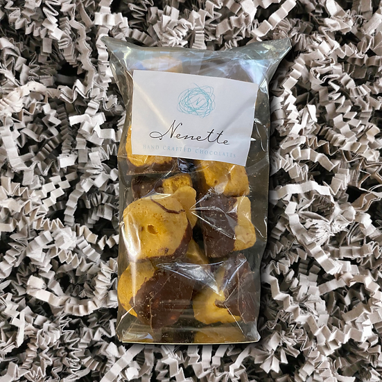 Nenette Hand Crafted Chocolates - Cinder Toffee