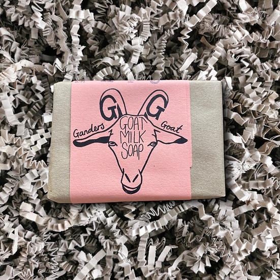 Ganders Goat K.I.S.S. Keep It Simple Soap
