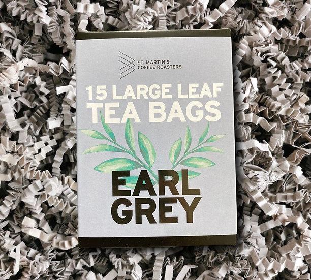 St Martin's Earl Grey Tea Bags x15