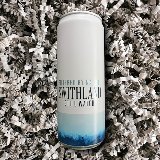 Swithland Spring Water Still Can 330ml