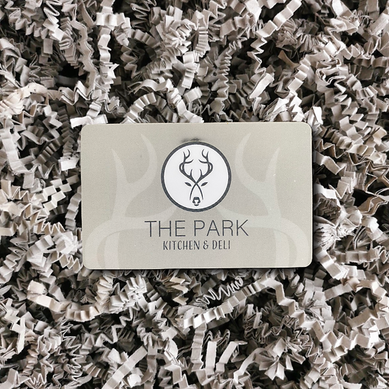 Gift Voucher - The Park Kitchen and Deli