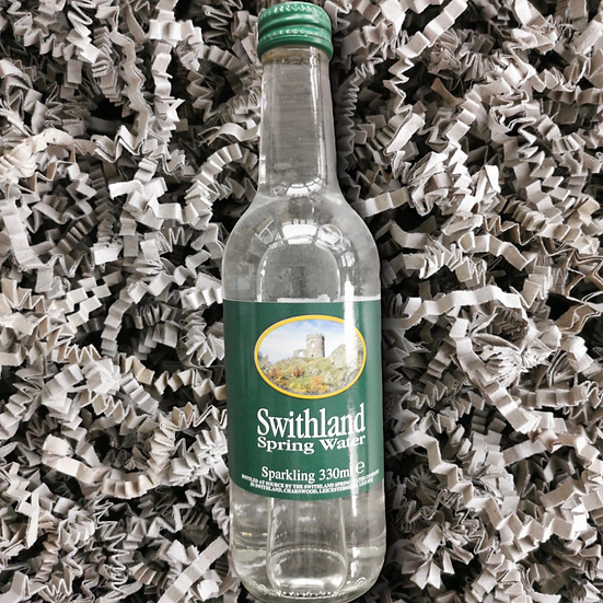 Swithland Spring Water Sparkling Bottle 330ml