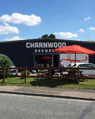 Charnwood Brewery Gift Box