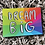Thumbnail: Katie Abey Dream Big Postcard - Can Be Personalised