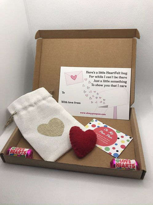 HeartFelt Hug Gift Box