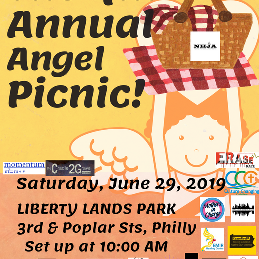 Families of Homicide Victims to Celebrate LIFE at 4th Annual Angel Picnic