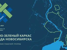 Водно-зеленый каркас города Новосибирска