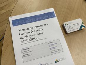 Groupe Regenord livre des formations aux municipalités francophones du NB!