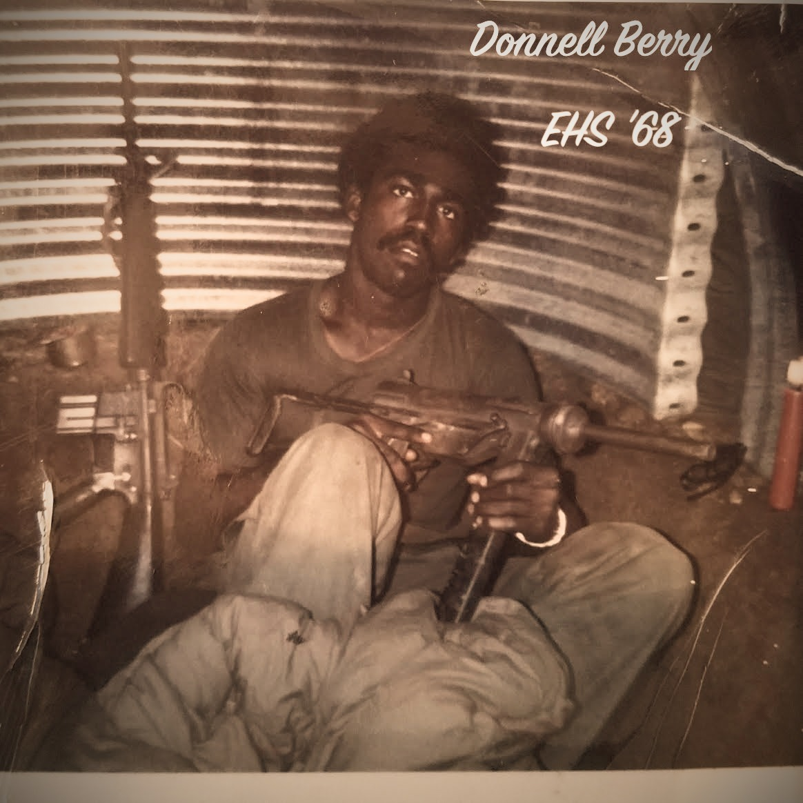Donnell Berry  EHS '68