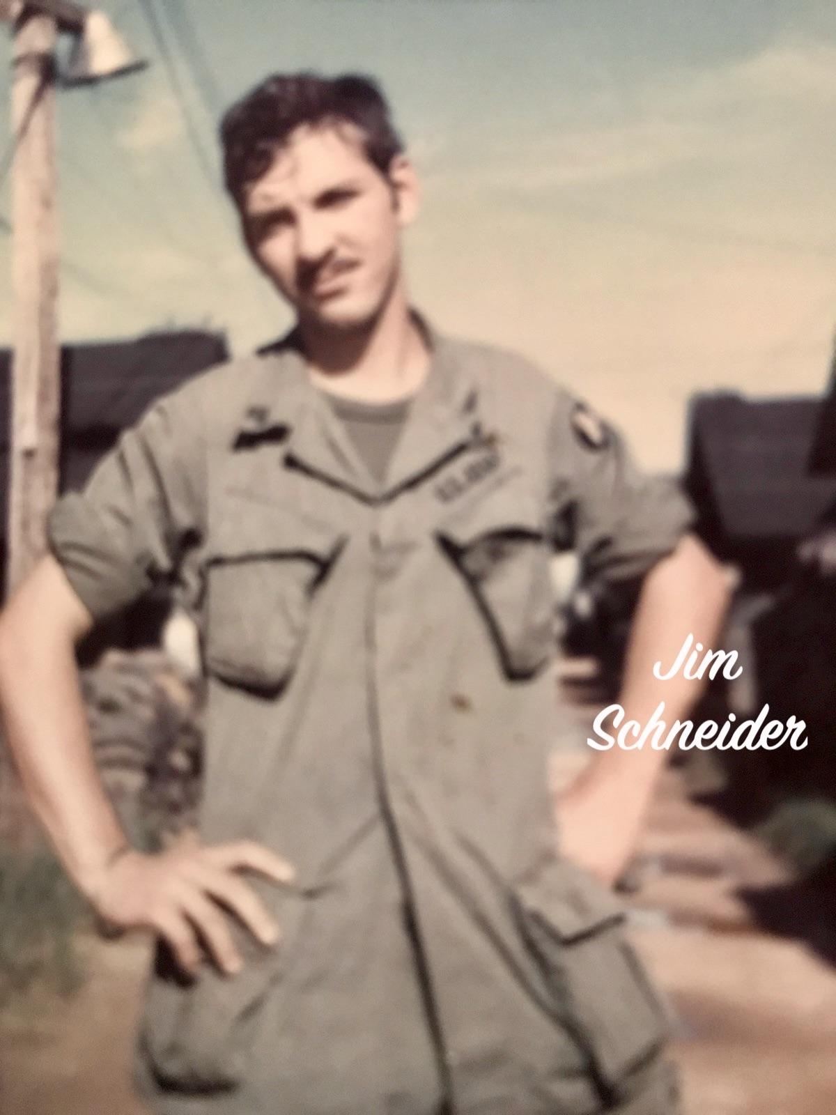 Jim Schneider EHS '69